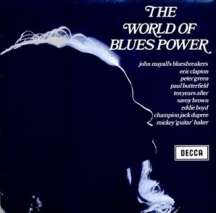 Various Artists The World Of Blues Power