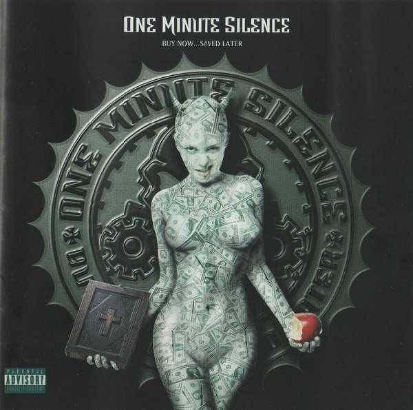 One Minute Silence Buy Now... Saved Later Vinyl