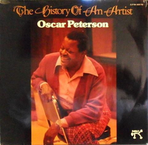 Oscar Peterson The History Of An Artist Vinyl