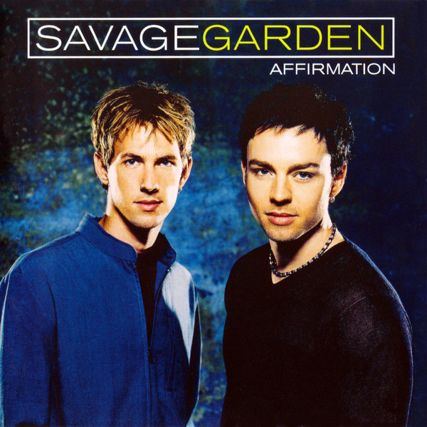 Savage Garden Affirmation Vinyl