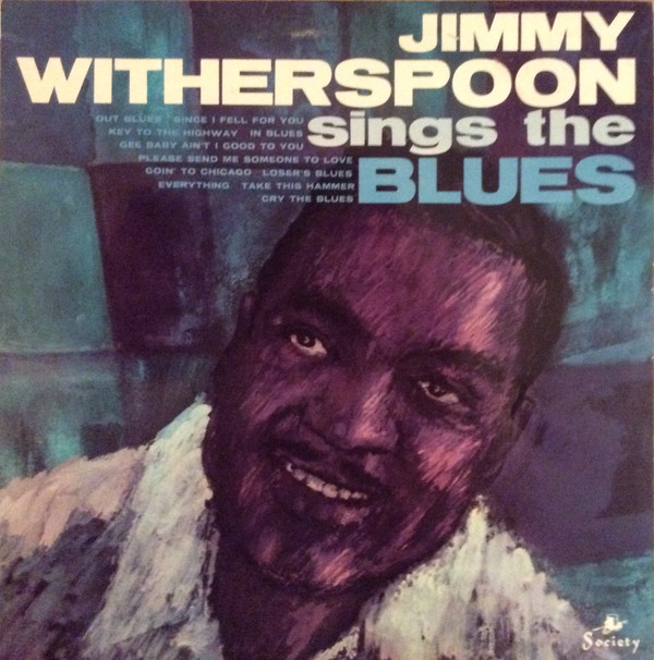 Witherspoon, Jimmy Sings The Blues