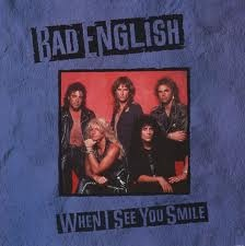 Bad English When I See You Smile Vinyl