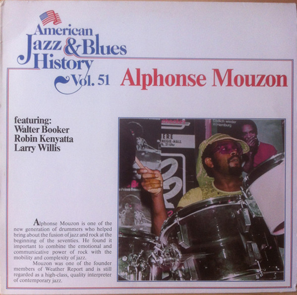 Alphonse Mouzon Dream Bug