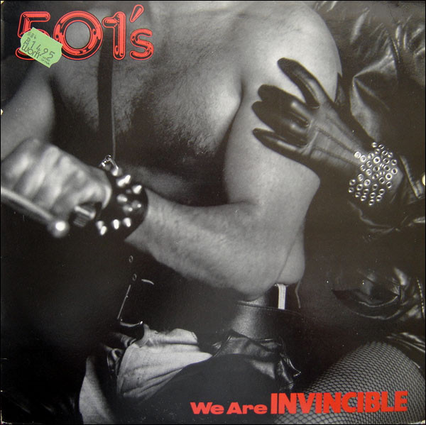 501's (Five O Ones) We Are Invincible Vinyl