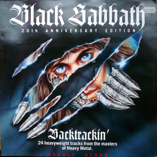 Black Sabbath Backtrackin - 20th Anniversary Edition