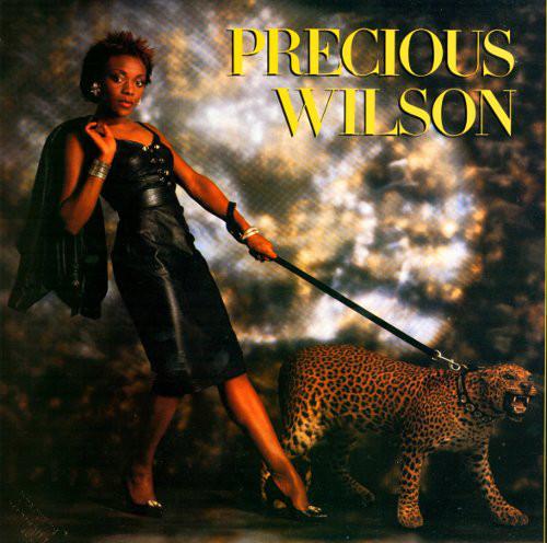 Wilson, Precious Precious Wilson Vinyl