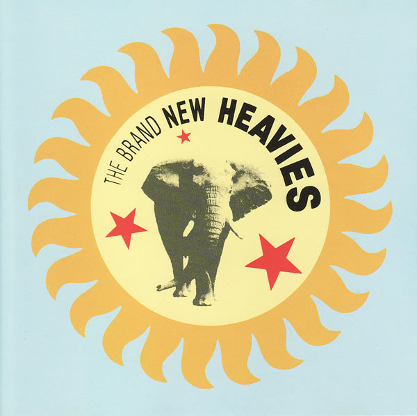 The Brand New Heavies The Brand New Heavies