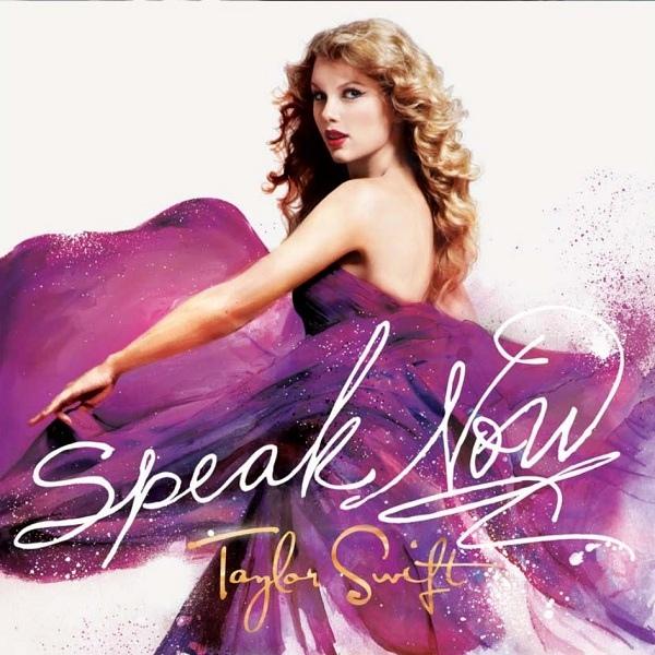 Swift, Taylor Speak Now
