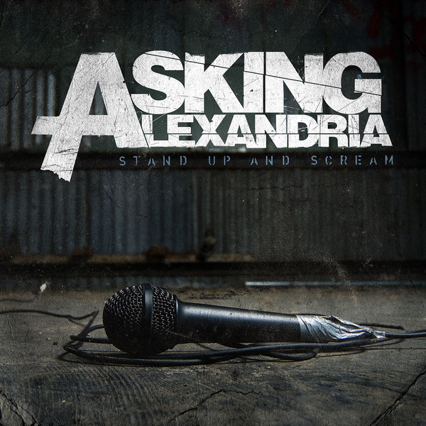 Asking Alexandria Stand Up And Scream CD