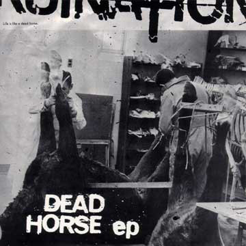 Ruination Dead Horse EP