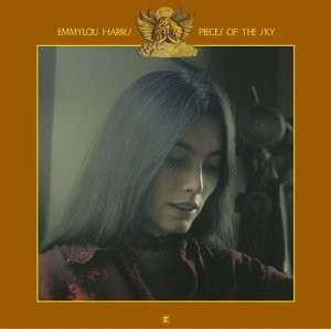 Harris, Emmylou Pieces Of The Sky Vinyl