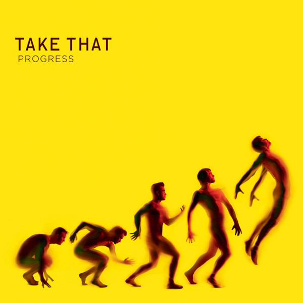 Take That Progress CD