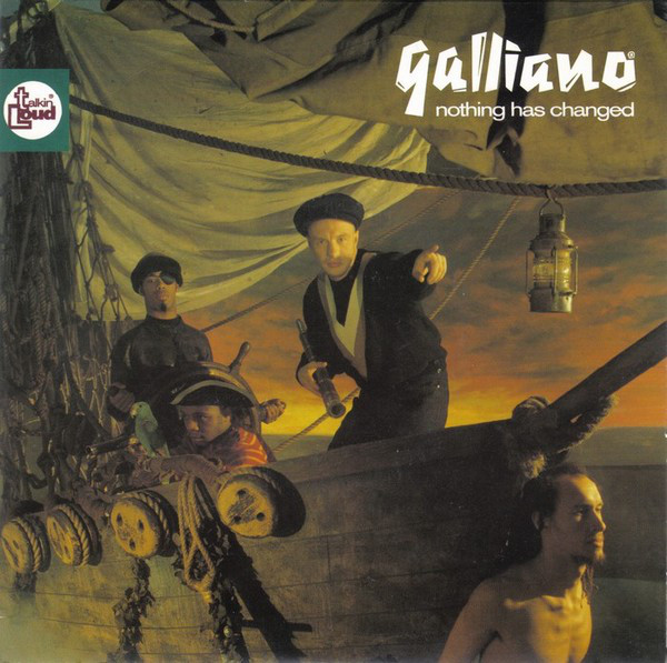 Galliano Nothing Has Changed