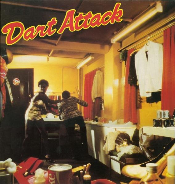 Darts Dart Attack
