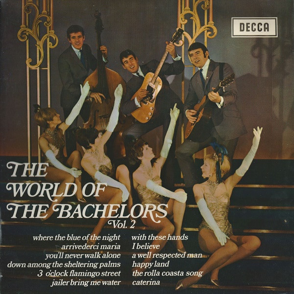 The Bachelors The World Of The Bachelors Vol.2 Vinyl