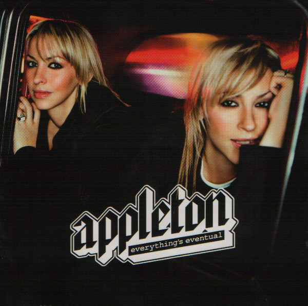 Appleton Everything's Eventual CD