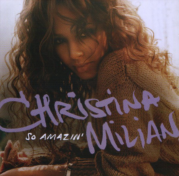 Milian, Christina So Amazing