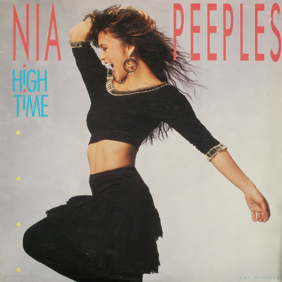 Peeples, Nia High Time Vinyl