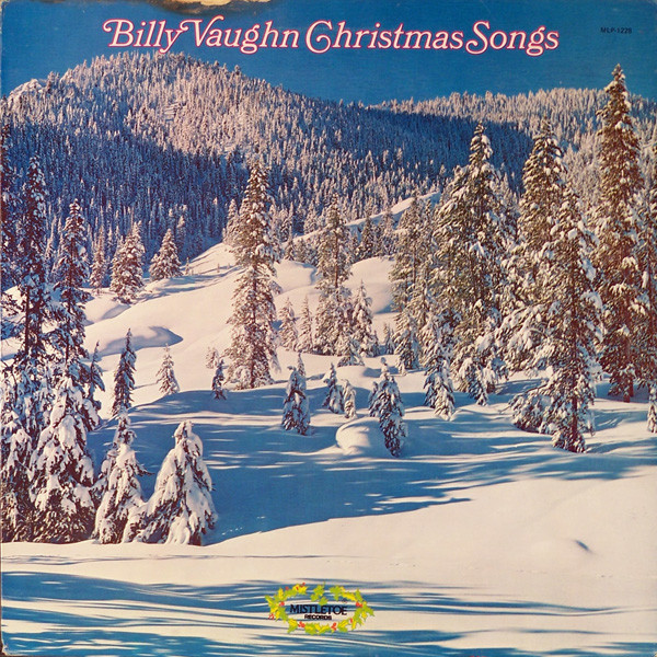 Vaughn, Billy Christmas Songs Vinyl