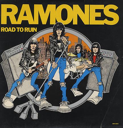 Ramones Road To Ruin Vinyl