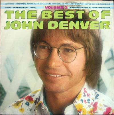 John Denver The Best Of John Denver Volume 2