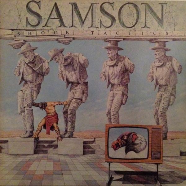 Samson Shock Tactics