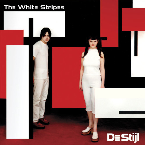 The White Stripes De Stijl