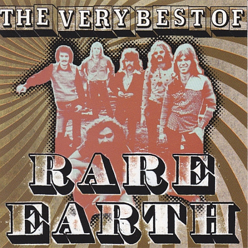 Rare Earth The Very Best Of Rare Earth CD
