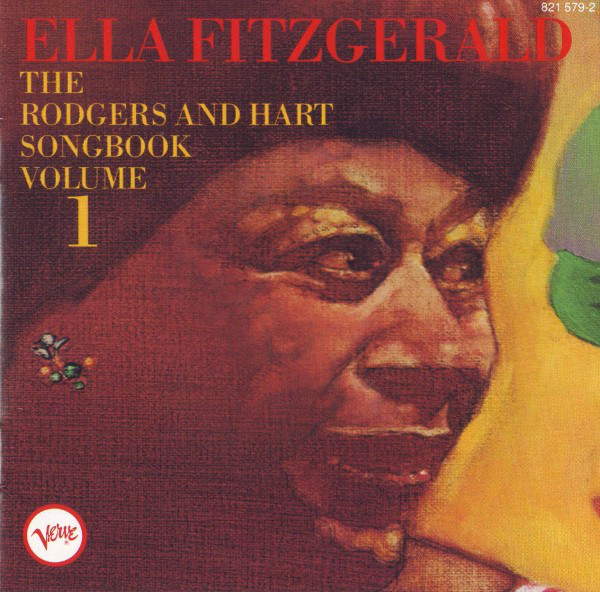 Fitzgerald, Ella The Rodgers And Hart Songbook Volume 1