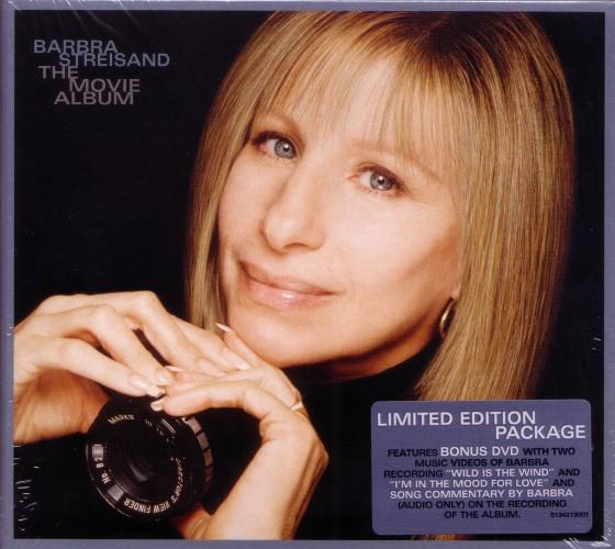 Streisand, Barbra The Movie Album
