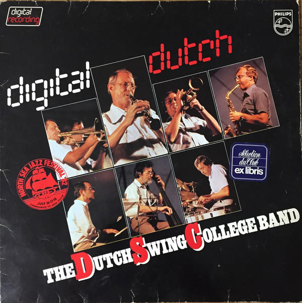 The Dutch Swing Band Digital Dutch