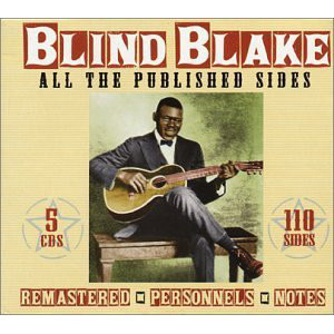 Blind Blake All The Published Sides