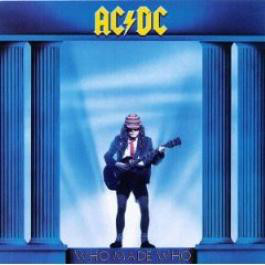 AC/DC Who Made Who Vinyl