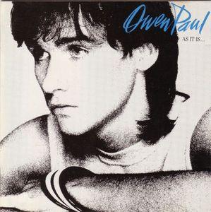 Paul Owen As It Is
