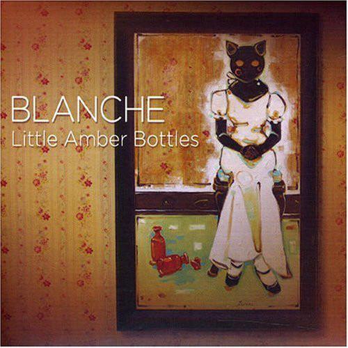 Blanche Little Amber Bottles