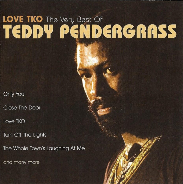 Pendergrass, Teddy  Love TKO: The Best Of Teddy Pendergrass Vinyl