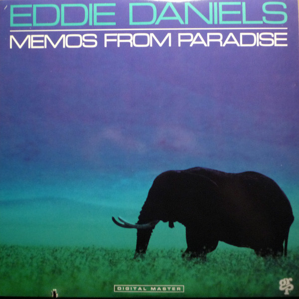 Daniels, Eddie Memos From Paradise Vinyl