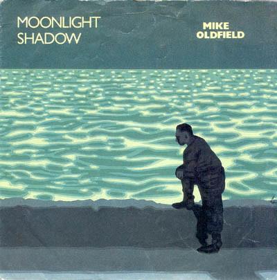 Mike Oldfield Moonlight Shadow Vinyl