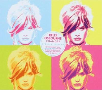 Osbourne, Kelly Changes CD