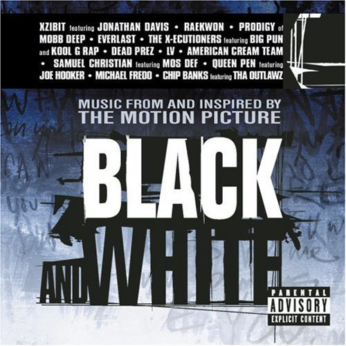 Various Black And White - Music From And Inspired By The Motion Picture