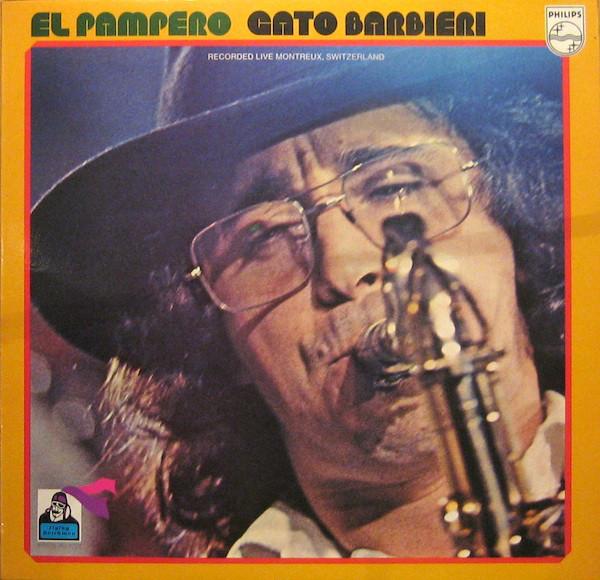 Barbieri, Gato El Pampero Vinyl