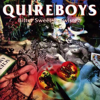 Quireboys Bitter Sweet & Twisted