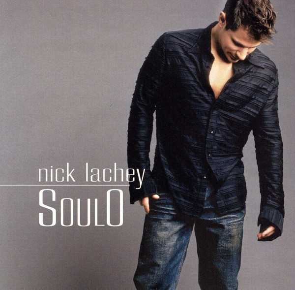 Lachey, Nick Soulo CD
