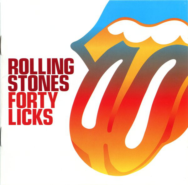 The Rolling Stones Forty Licks