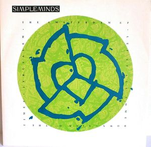 Simple Minds The Amsterdam EP