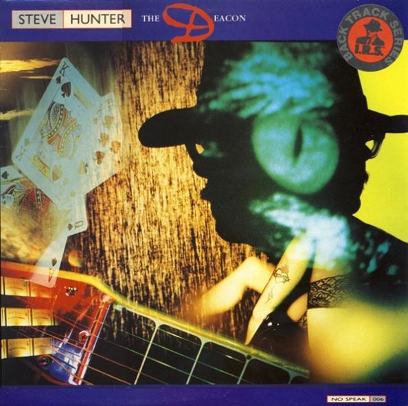 Hunter, Steve The Deacon