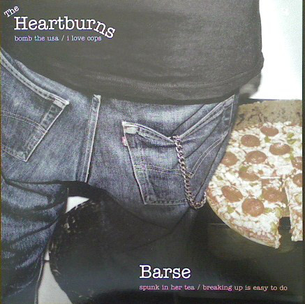 The Heartburns / Barse The Heartburns / Barse Vinyl