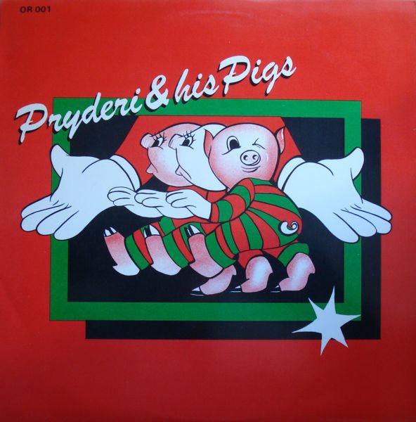 Pryderi & His Pigs Pryderi & His Pigs Vinyl