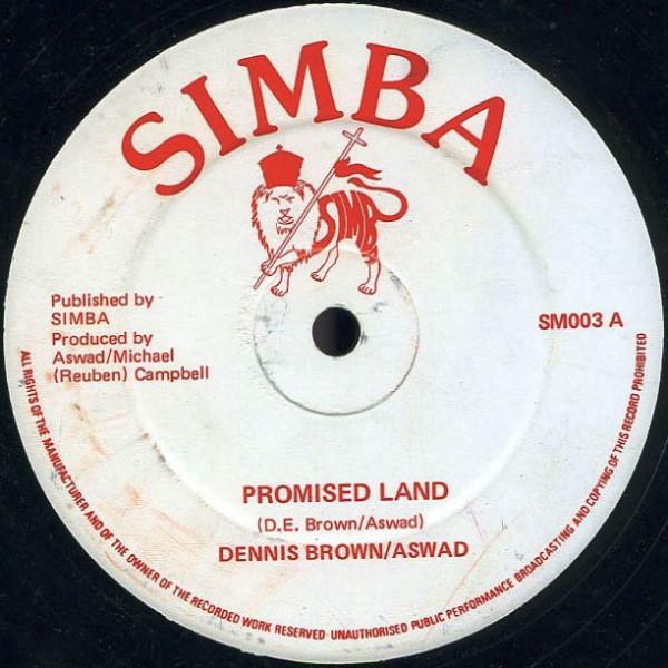 Dennis Brown / Aswad Promised Land Vinyl