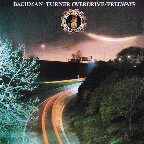 Bachman Turner Overdrive Freeways CD
